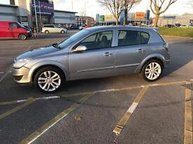 Vauxhall astra 1.4 silver