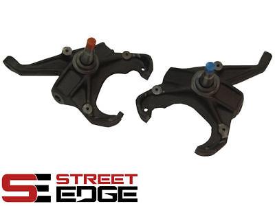 "Street Edge 1985-2002 Chevy Astro & GMC Safari 2WD 2"" Drop Lowering Spindles"