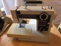 Toyota sewing machine model 7680