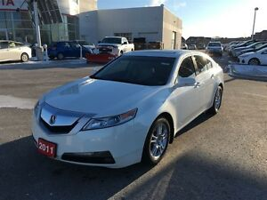2011 Acura TL - Moonroof, Heated Leather & Xenon HIDs !!