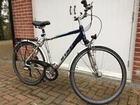 Rixe Hybrid Man's 18speed cycle - Made in Germany