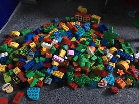 Lego duplo 300+ pieces
