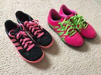 Adidas shoes and Football boots