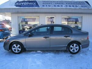 2008 Honda Berline Civic DX