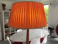Beautiful Original Crafted Vintage Antique Mid Century Floor Lamp complete with shade