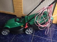 Qualcast corded rotary lawnmower - 1400w