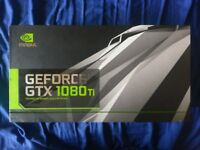 Selling GTX 1080ti Founders Edition - Used (Like New)