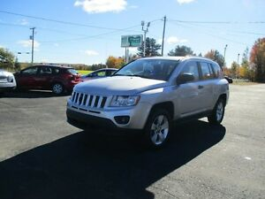 2012 Jeep Compass Sport - AWD (Traction intégrale)