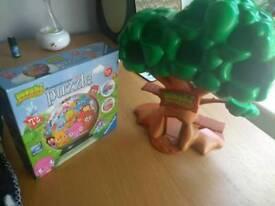 Moshi Monsters treehouse jigsaw