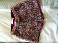 Supertrash girls designer wool suit