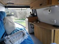 Hyundai h100 camper / day van / surf