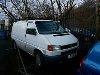 Vw transporter t4, great driving van , 1 yr mot, full service, 1 owner from new..