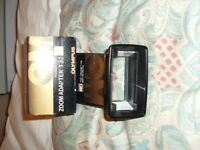 OLYMPUS OM T32 ZOOM FLASH AND DIFFUSER