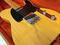 Fender USA telecaster '52 reissue 2007