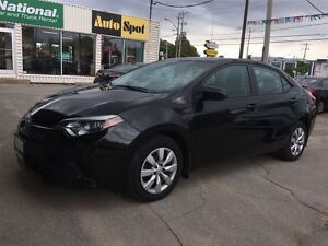 2014 Toyota Corolla LE/LOW, LOW KMS/ CLEAROUT !/ PRICED FOR AN I Kitchener / Waterloo Kitchener Area image 3