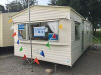 **FAMILY STARTER CARAVAN AT SOUTHERNESS HOLIDAY PARK** SLEEPS 6, 28X10, INVENTORY INCLUDED!! SEE AD!