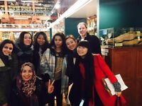 Chinese Mandarin teacher/tutor in Central London 1 to 1/Group - efficient & enjoyable teaching style