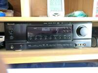 Sherwood rd-7106r rare dts cinema receiver amp