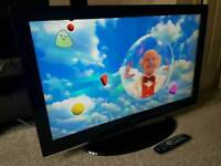 "SAMSUNG 40"" LCD TV FULL HD BUILT IN FREEVIEW EXCELLENT CONDITION REMOTE CONTROL HDMI FULLY WORKING"