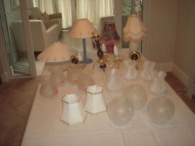 lights and lamp shades