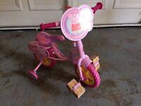 Peppa Pig bike £10