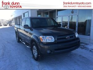 """2006 Toyota Tundra Double Cab 141"""" V8 4WD Limited"""