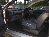 Peugeot 206 for sale great first car! Full years MOT!