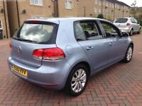 vw golf 1.6 tdi match (2011) had a new clutch fitted recently