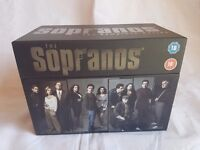 The Sopranos DVD Box Set The Complete Series 1-7