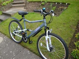 """..ladies.. apollo ariana full suspension mountain bike .20"""" frame [is as new ]"""