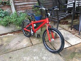 Cnoc 16 Isla bike