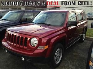 2016 Jeep Patriot **Factory Order special** Only $14,995