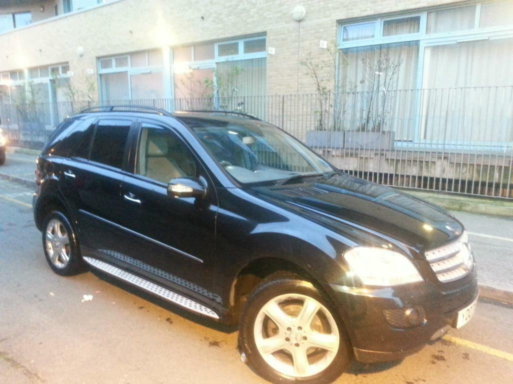 2007 mercedes benz ml320 cdi sports 4x4 fully loaded in for 2007 mercedes benz ml320 cdi