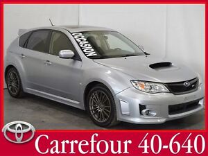 2012 Subaru WRX Limited AWD HB Cuir+Toit Ouvrant Impeccable !!!
