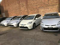 2013/2014/2015 TOYOTA PRIUS AND TOYOTA PRIUS PLUS 1.8 HYBRID 7 SEATs, HUGE STOCK AVAILABLE/pco ready