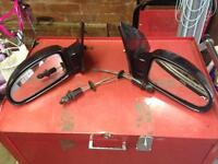 Ford Focus Wing Mirrors