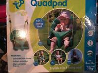 Swing - Quad Pod