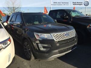 2016 Ford Explorer Platinum * Nouvel Arrivage*