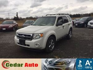 2010 Ford Escape XLT 4WD -  Managers Special