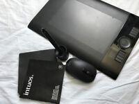 Graphic Tablet Wacom Intuos 4 Medium