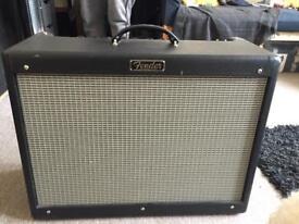 Fender deluxe combo guitar amp