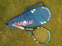 Babolat Pure Drive Team tennis racket (used) Grip size 2: Europe