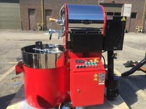 TOPER TKMSX 5 KG ELECTRIC COFFEE ROASTING MACHINE
