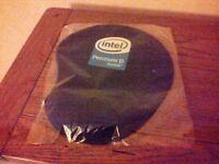 Intel Mouse Mat