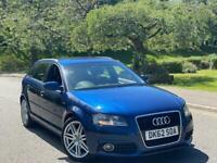 2012 (62) Audi A3 1.6 TDI S-Line Full Service History 2 Keys+ Not Audi VW Seat