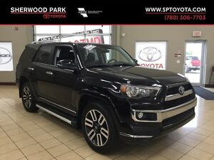 2014 Toyota 4Runner Limited!