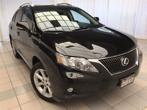 2012 Lexus RX 350 Touring Navigation Package: Fully Serviced