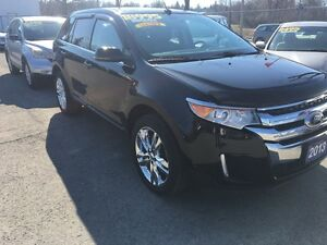 2013 Ford Edge Limited LOADED!
