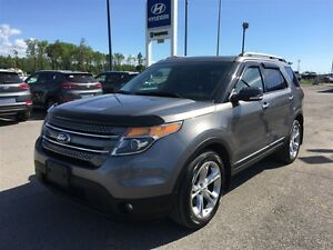 2012 Ford Explorer Limited 4X4
