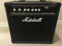 Marshall MB Series B15 Bass Amp